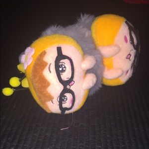 Super cute and fluffy ear muffs!
